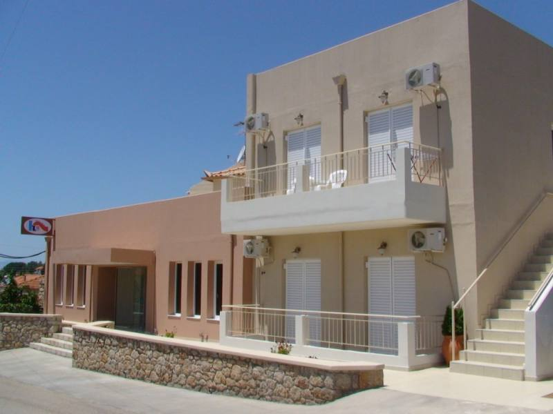 Appartementen Manis Rose - Stoupa - Messinia